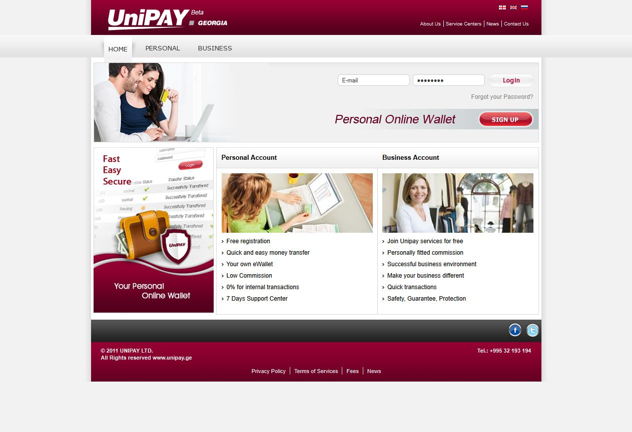 Ge Online Service Login Online Payment Systems Unipay Full Description