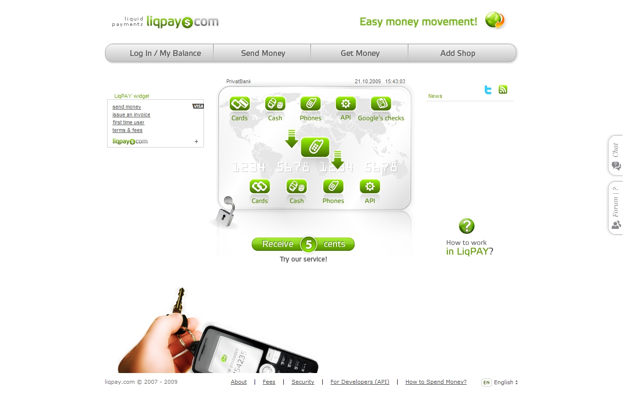 Online Payment Systems : Liqpay full description