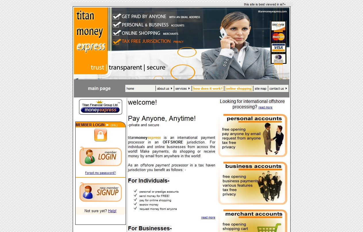 how to create online payment system on website
